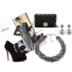 Classy, created by ruthy09 on Polyvore