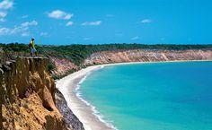 Praia de Carro Quebrado, Alagoas