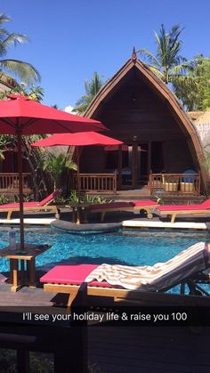BALI (Gili Island) - D'Wahana Resort