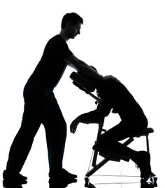 """Tweet TweetChair massage jobs. We've all done'em. We all get asked to do'em. To me they are frustratingly grand opportunities to make money, connections, or both. I say """"frustratingly"""" because chai..."""