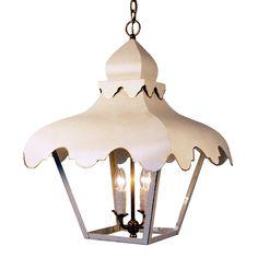 Coleen & Company Tole Lantern