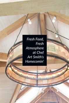 Fresh Food, Fresh Atmosphere at Chef Art Smith's Homecomin' - It's Really Kita