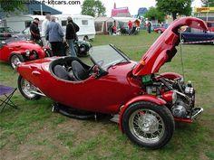 3 Wheel Kit Cars. EUROPEAN TOURING ROUTE www.europeantouringroute.com