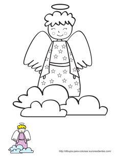 Dibujos para colorear de primera comunion para nios  Imprimibles
