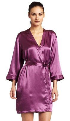 Satin Nightie, Satin Lingerie, Women Lingerie, Sexy Lingerie, Satin Dressing Gown, Gorgeous Lingerie, Silk Slip, Pajamas Women, Girly Girl
