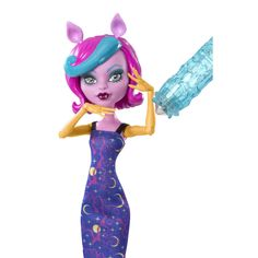 MONSTER HIGH® Create-A-Monster Color Me Creepy™ Werewolf Starter Pack - Shop.Mattel.com