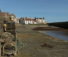 Cellardyke Harbour 03 East Neuk of Fife Scotland