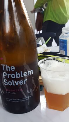 The Problem solver. IPA.  7.1%