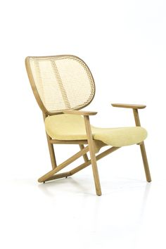 Klara chair by Patricia Urquiola for Moroso. www.burikenburik.nl
