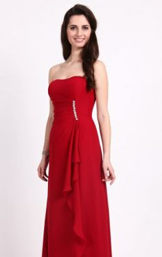 Strapless Sweetheart Gown by Kanali K 1625