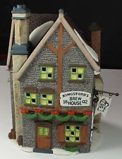 DEPT 56 DICKENS VILLAGE ~ KINGSFORD'S BREW HOUSE ~ 1993 RETIRED ~ CHRISTMAS