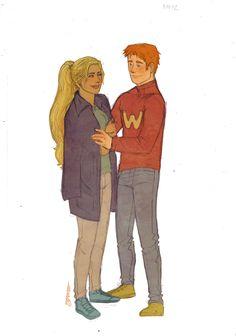 Artemis Crock, Wally West, Spirtfire