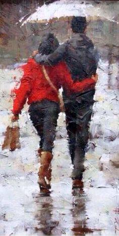 Young Love: Andre Kohn.