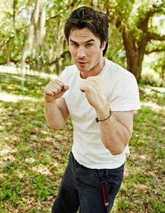 Ian Somerhalder - Condé Nast Traveler's September 2013