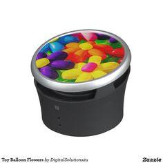 Toy Balloon Flowers Speaker