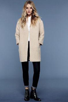 femalemodels:  Rosie Huntington Whiteley for Marks & Spencer, Fall/Winter 2014.