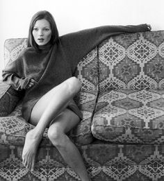 Kate Moss by Corrine Day #dose