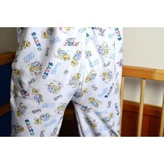 Baby Pants Adult Footed Jammies Full Locking Zipper For