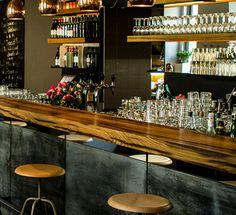 Ulrich Bar (c) stadtbekannt. Bar, Liquor Cabinet, Conference Room, Vienna, Table, Furniture, Home Decor, New Construction, Essen