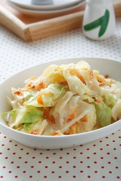 sakura shrimp and cabbage stir fry | Taiwanese food #microwave #recipe in Chinese