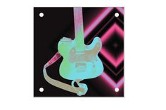 Art Acrylic 30 x 30 cm MWL Design NL  AP713 from Living design and accessories MWL Design NL by DaWanda.com