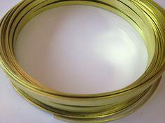 apple green flat wire wire (32.8 feet)