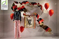 Louis Vuitton Christmas windows 2014, Vienna - Austria »Retail Design Blog