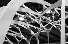 Pop.for.Pav è il progetto vincitore del MonaLisa Digital Workshop del Politecnico di Torino.Un percorso di ricerca finalizzato alla realizzazione di un'architettura mirata alla valorizzazione del compensato di pioppo. La natura si fa architettura.Progettato da nove studenti, il MonaLisa Pavillion è una struttura arboriforme caratterizza da una scansione regolare di alberi costituiti da elementi piani in ... Continua la lettura »