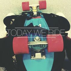Can't wait to take the longboard out on some smooth blacktop once the snow is gone!