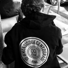 io #mangioduecentogradi è l etichetta del NOSTRO mondo