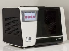 ZEUS - World's First All-in-One 3D Printer, Scanner, Copier and Fax