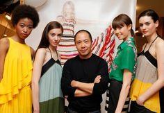 Derek Lam leave his job as creative director at Tod's.