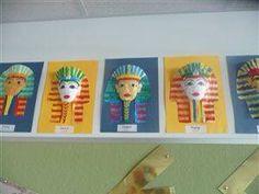 Maschere faraone