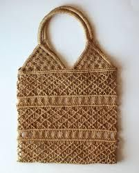 "New Cheap Bags. The location where building and construction meets style, beaded crochet is the act of using beads to decorate crocheted products. ""Crochet"" is derived fro Macrame Purse, Macrame Knots, Macrame Projects, Macrame Patterns, Knitted Bags, Crochet Bags, Cheap Bags, Bead Crochet, Vintage Crochet"