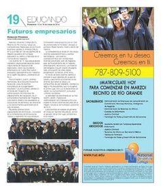 National University College en Río Grande sede de competencias regionales de los Future Business Leaders of America