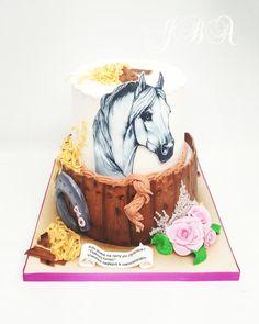 Horse cake  - http://cakesdecor.com/cakes/302044-horse-cake