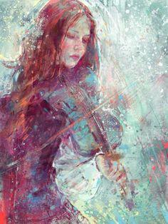 Digital Art by Marta Nael