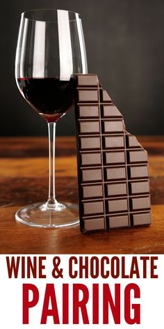 The Best Wine and Chocolate Pairings Toblerone Chocolate, Chocolate Delight, Salted Chocolate, Wine Cocktails, Alcoholic Drinks, Cocktail Recipes, Beverages, Sweet Wine, Types Of Wine