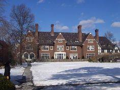 Sarah Lawrence College in Yonkers, New York