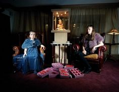 "The series ""Little Adults"" Anna Sklandmann"