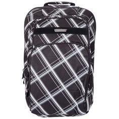 Reebok Chekered travel Backpack by thehoetalk