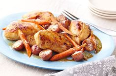 Family-Style Roasted Chicken Bake recipe