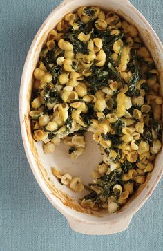 Creamy Spinach Florentine Casserole recipe from Vegan Casseroles