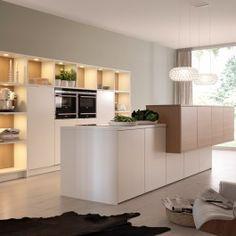 Cozinha Contemporânea Classic FS Topos