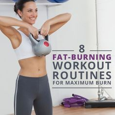 8 Fat-Burning Workouts for Maximum Burn!  #fatburn #workouts #fitness #weightloss