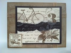 stampin up postage due card ideas | Share