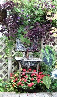 Garden Sinks (mosaic)