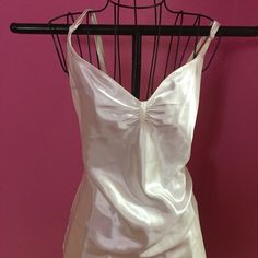 Ladies baby doll nighty sleep wear This has adjustable straps and lace on the side for a little peek a boo. Nice piece for surprises,anniversary, Valentine's Day or just because. Never worn. brand new Morgan Taylor  Intimates & Sleepwear Pajamas