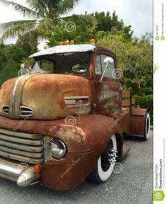 pics of rat rod trucks Cool Trucks, Big Trucks, Pickup Trucks, Cool Cars, Chevy Trucks, Semi Trucks, Pick Up, Classic Trucks, Classic Cars