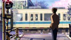 """Makoto Shinkai """"5 cm per second"""""""